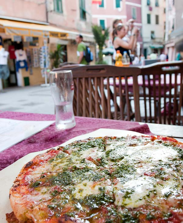 Indulging in some Pesto in its Birthplace – the Ligurian Coast of Italy