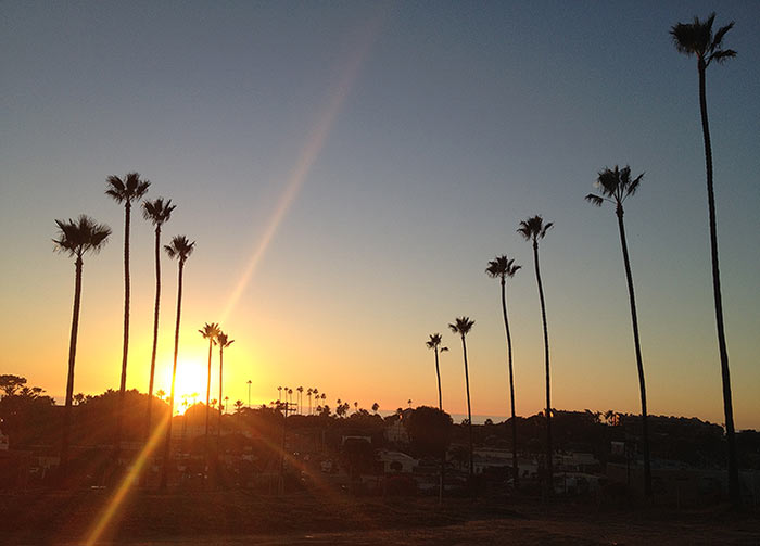 4 Months of Traveling (Moving?) – Trading in Snow for Palm Trees