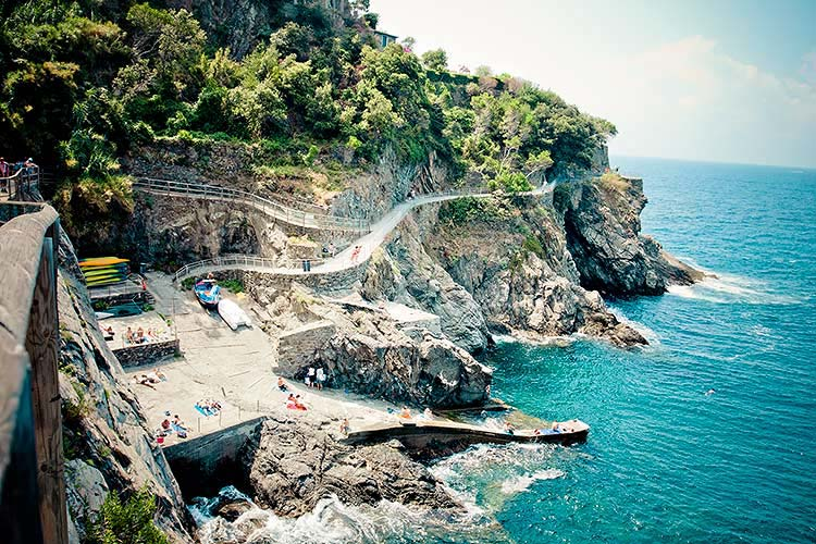 Hiking the Cinque Terre, Italy