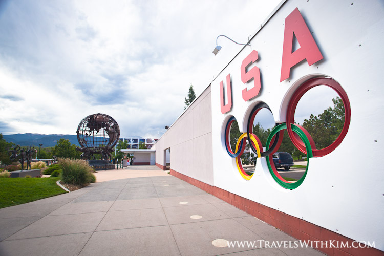 U.S. Olympic Training Center – Colorado Springs, Colorado