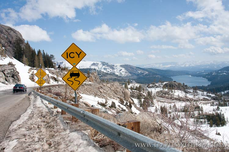 Donner Pass, California
