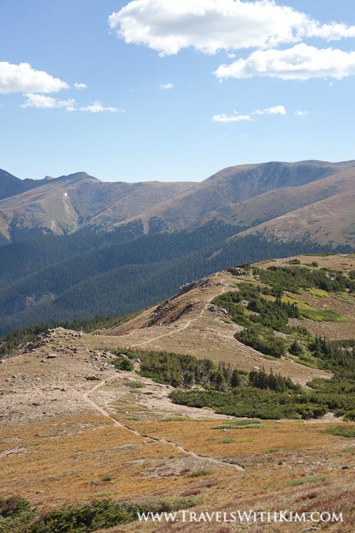 Hiking Near Berthoud Pass & the Continental Divide – Colorado