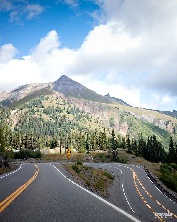 Million Dollar Highway – Silverton to Ouray, Colorado